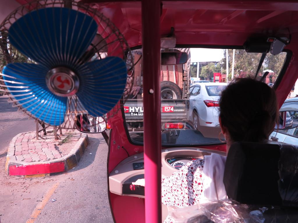 The Pink Rickshaw Scheme for Women, Pakistan ©freidaycat