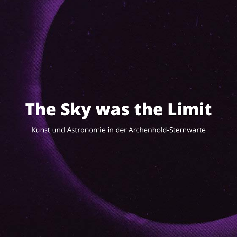 The Sky was the Limit Nicola Petek