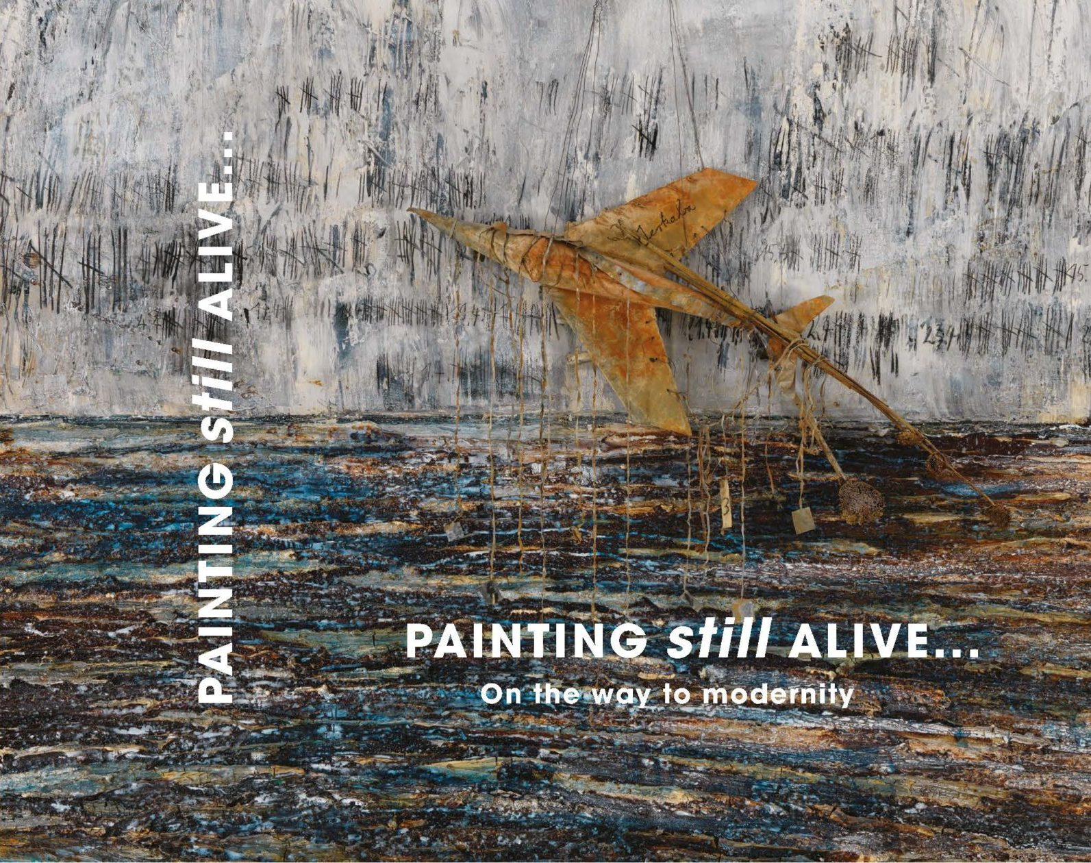 Painting Still Alive CSW Torun Nicola Petek